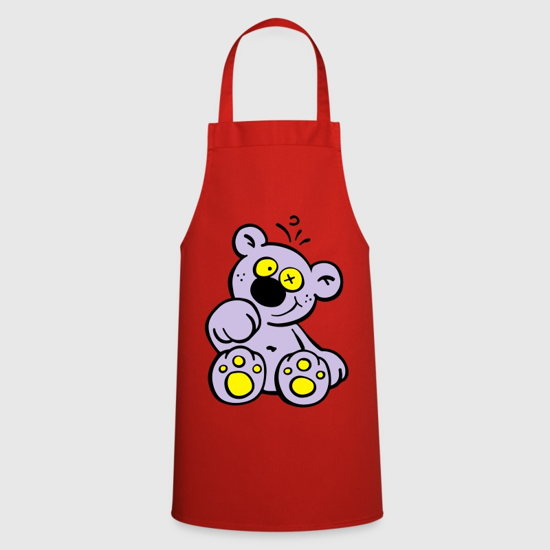Cute Teddy Bear  Aprons - Cooking Apron