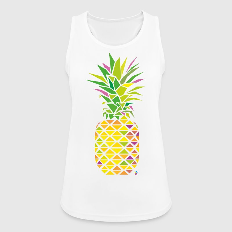 AD Pineapple Tops - Women's Breathable Tank Top