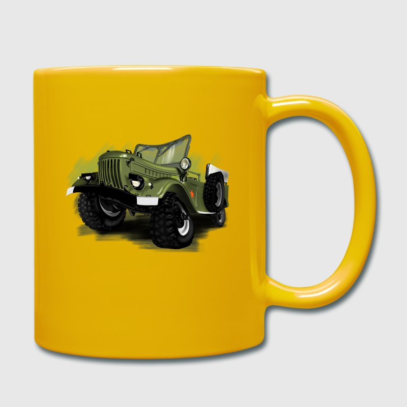 GAZ 69 Mugs & Drinkware - Full Colour Mug