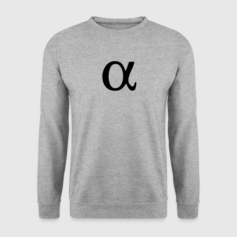 symbole bipolaire 1 Sweat-shirts - Sweat-shirt Homme