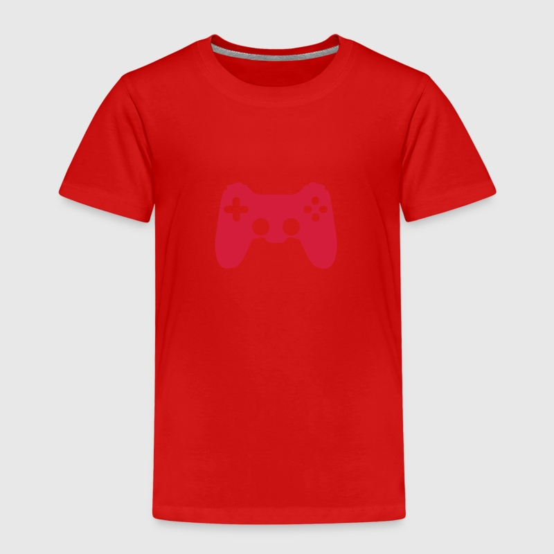 manette jeux video icone 17062 Tee shirts - T-shirt Premium Enfant