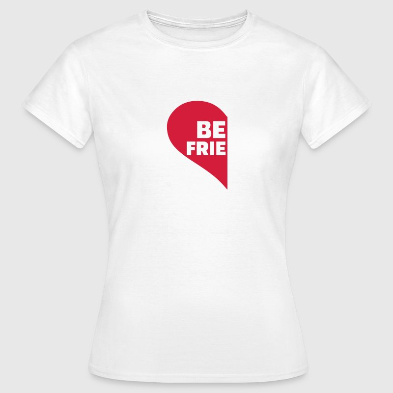 Best Friends T-Shirts - Frauen T-Shirt