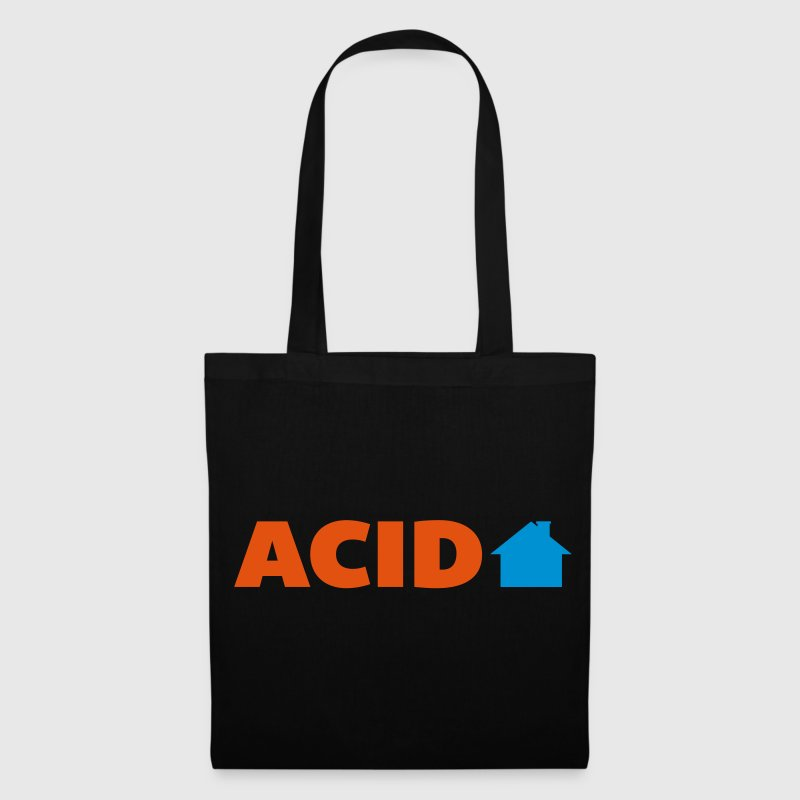 Acid House  - Tote Bag