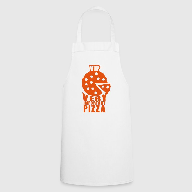 vip very important pizza quote  Aprons - Cooking Apron