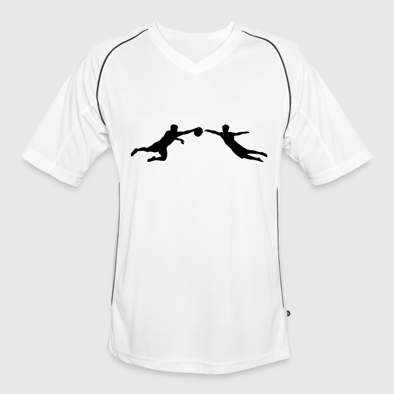 Ultimate Frisbee men Tee shirts - Maillot de football Homme