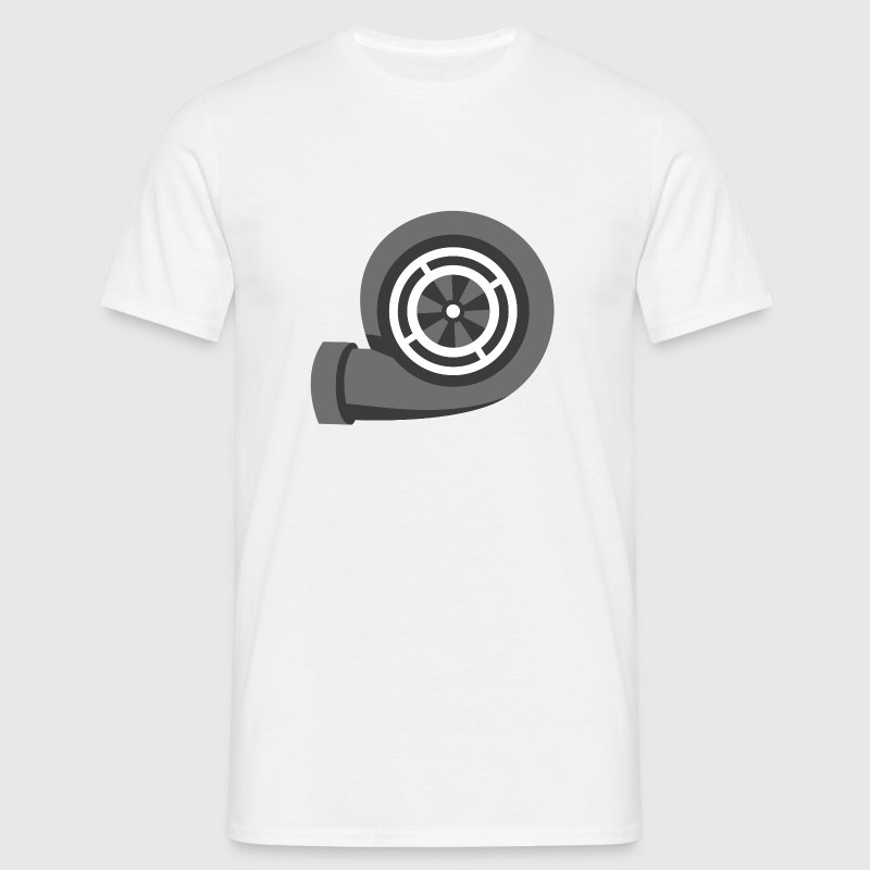 Turbo Boost T-Shirts - Men's T-Shirt