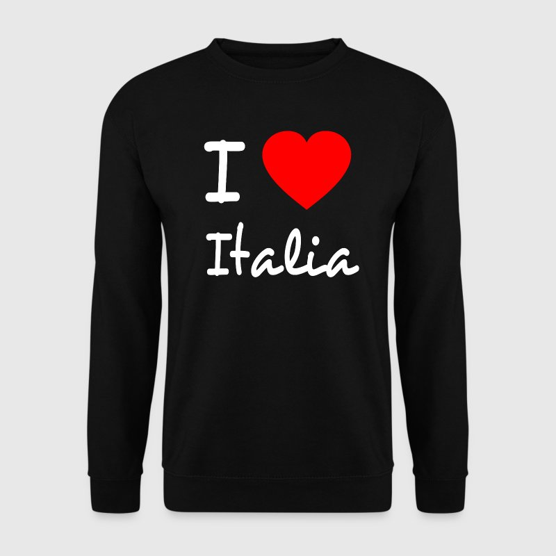 I LOVE ITALY Hoodies & Sweatshirts - Men's Sweatshirt
