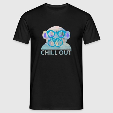 chill out  Vêtements de sport - T-shirt Homme