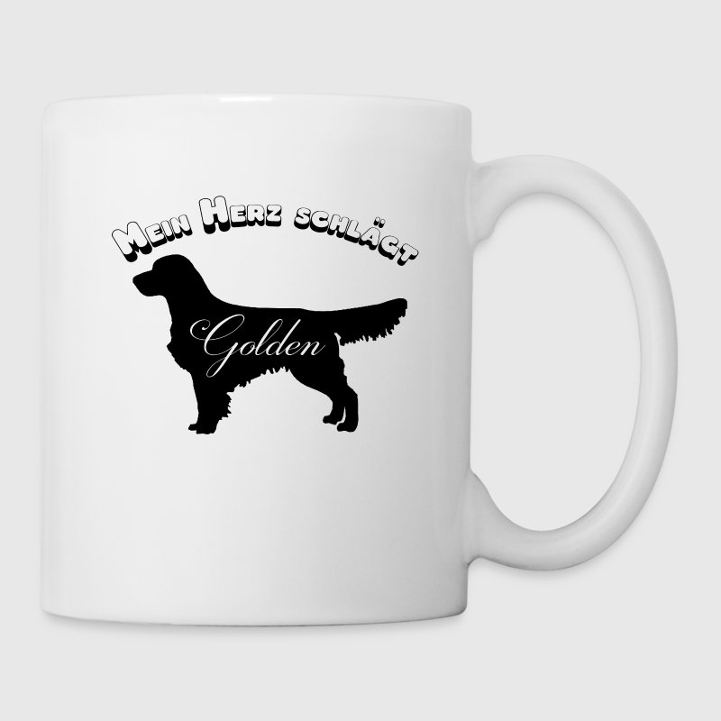 Golden Retriever Tasse - Tasse