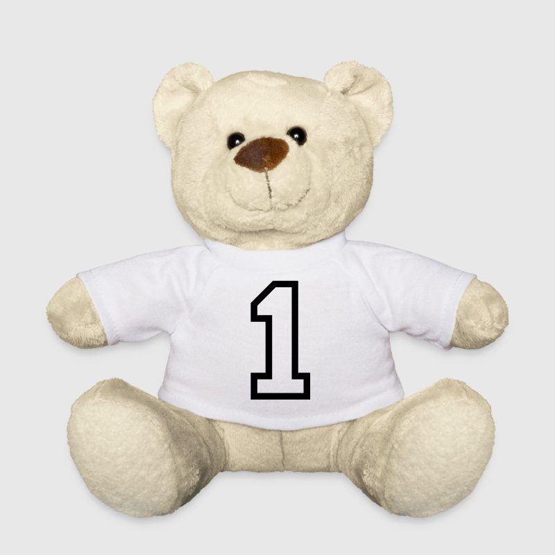 THE NUMBER 1-ONE Peluches - Nounours