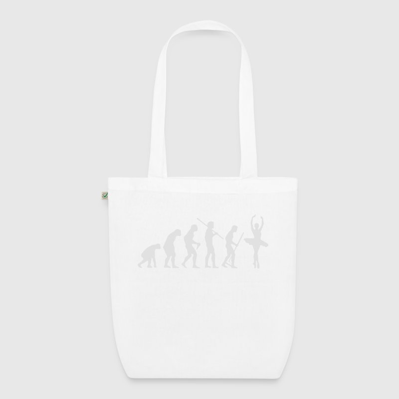 EVOLUTION DANCE Bags & Backpacks - EarthPositive Tote Bag