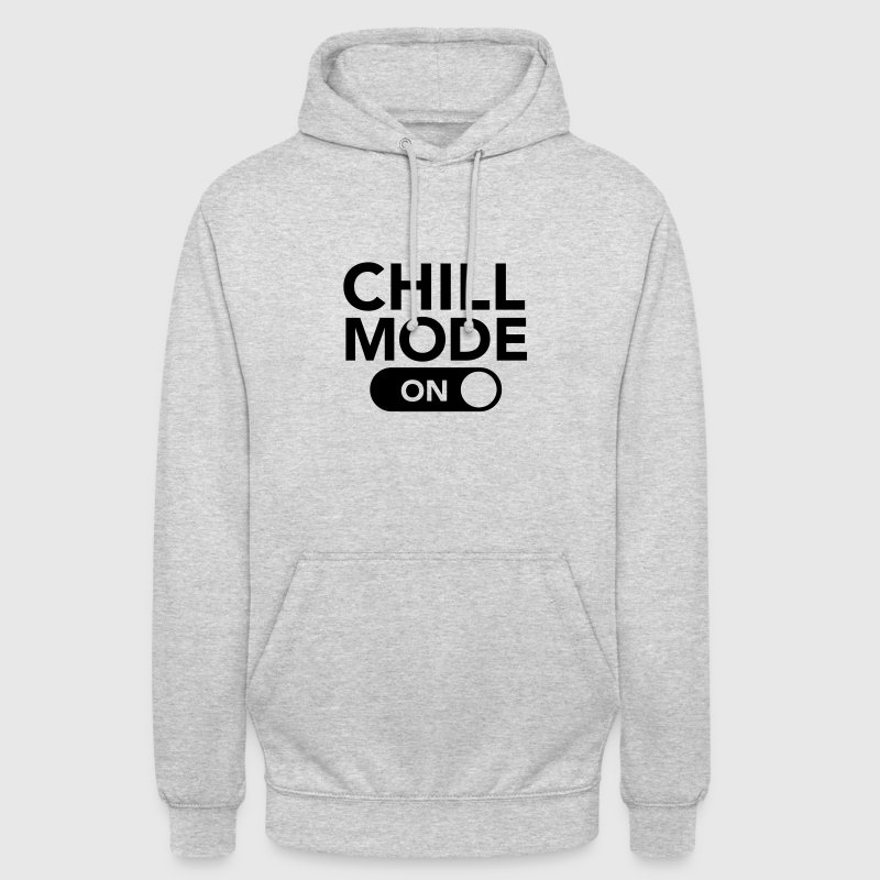 Chill Mode (On) Pullover & Hoodies - Unisex Hoodie