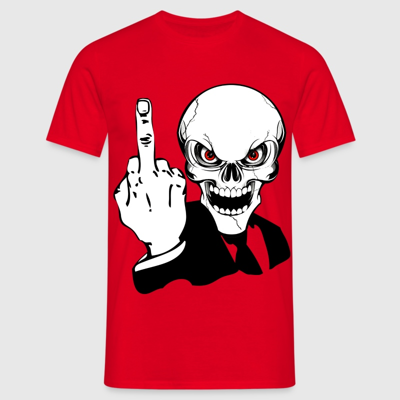 skull fuck Tee shirts - T-shirt Homme