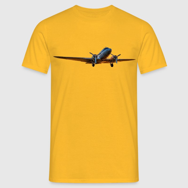 DC-3 T-Shirts - Men's T-Shirt