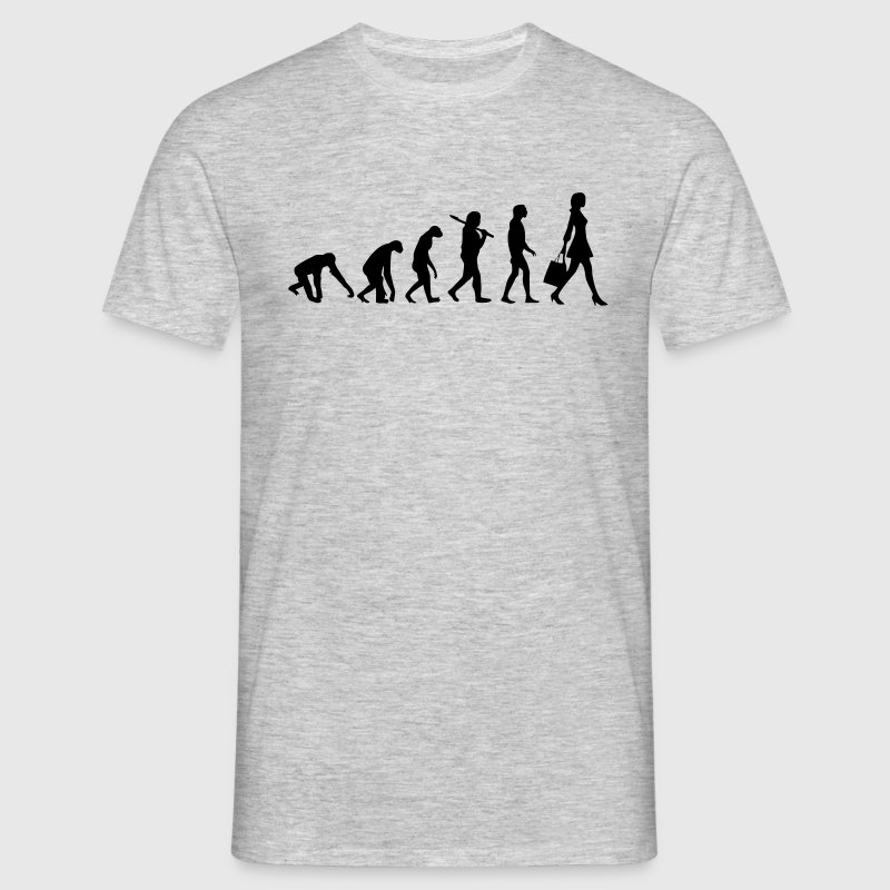 WOMEN EVOLUTION T-Shirts - Men's T-Shirt