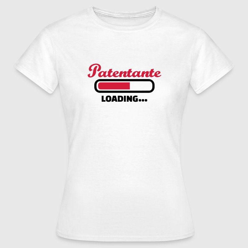 Patentante T-Shirts - Frauen T-Shirt