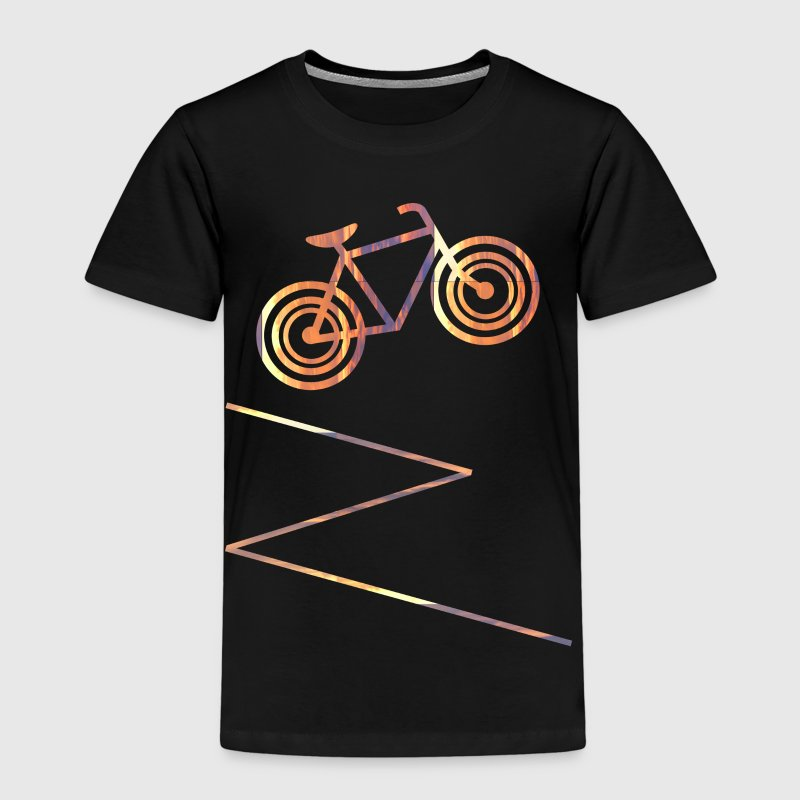 bike T-Shirts - Kinder Premium T-Shirt