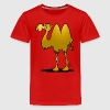 Kamel T-shirts - Teenager premium T-shirt