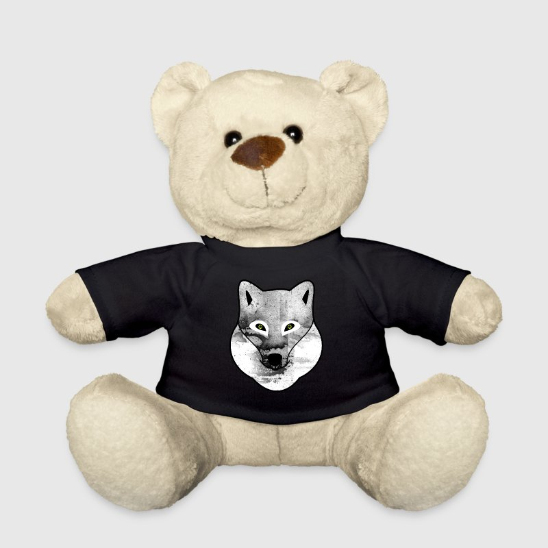 Wolf Teddy Bear Toys - Teddy Bear
