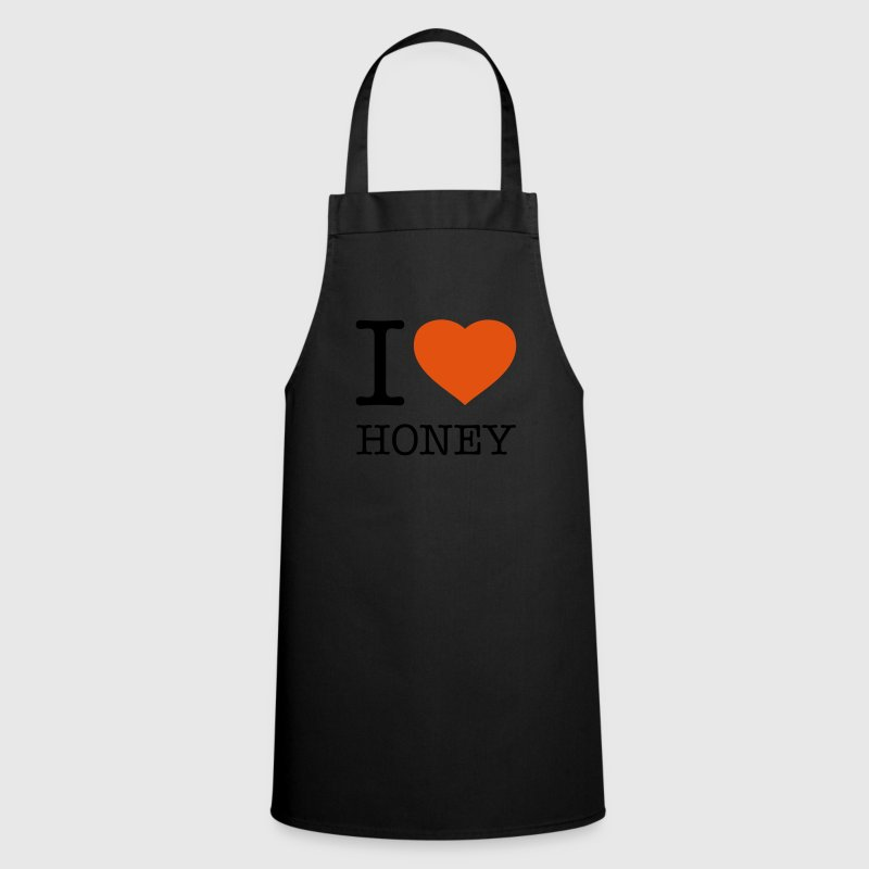 I LOVE HONEY - Cooking Apron