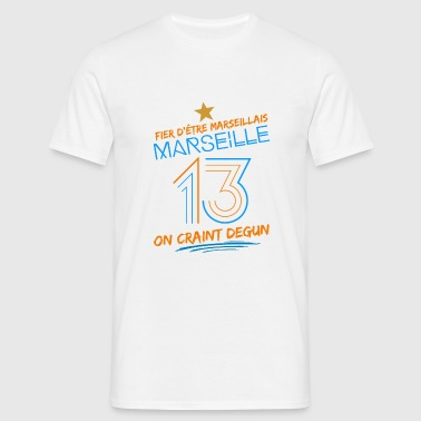 MUG Thermos Marseille 13 - T-shirt Homme