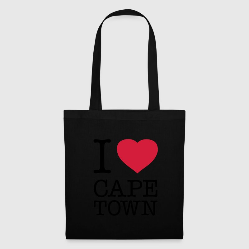 I LOVE CAPE TOWN - Tote Bag