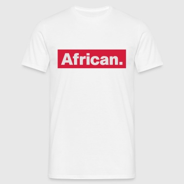 African Tops - Men's T-Shirt