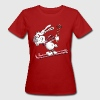 Ski Rabbit T-Shirts - Women's Organic T-shirt