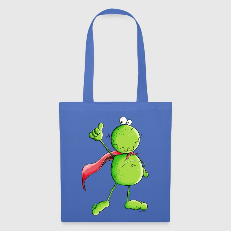 Super Frog Bags & Backpacks - Tote Bag