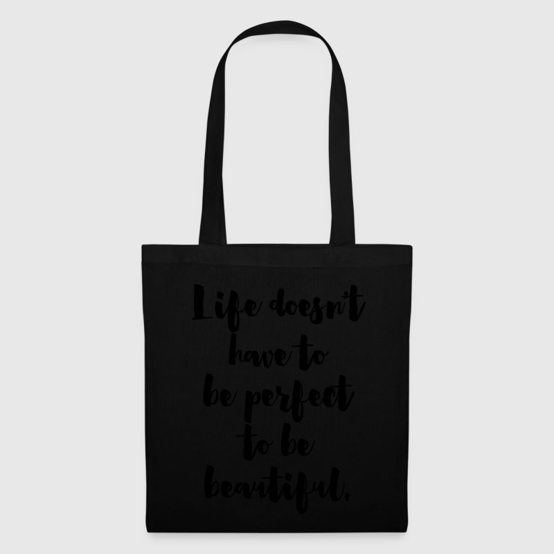 Beautiful Life Bags & Backpacks - Tote Bag