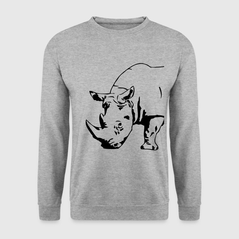 Black  Rhino Sweaters - Mannen sweater