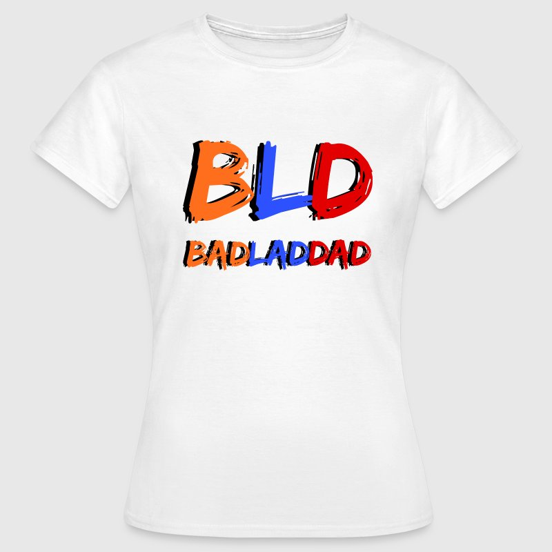 BadLadDad You Tube Logo T-Shirts - Women's T-Shirt