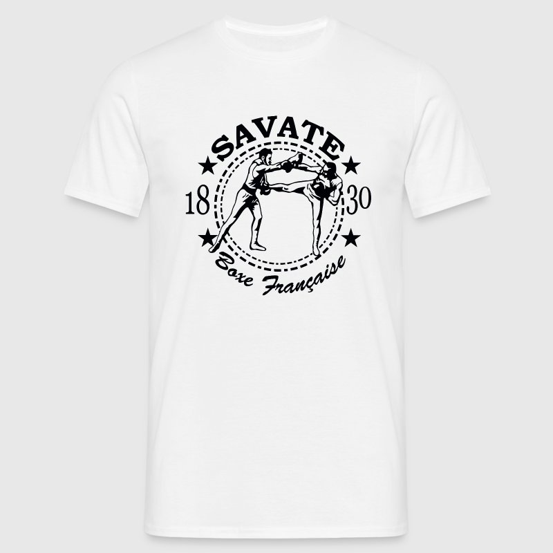 Savate 1830 - T-shirt Homme