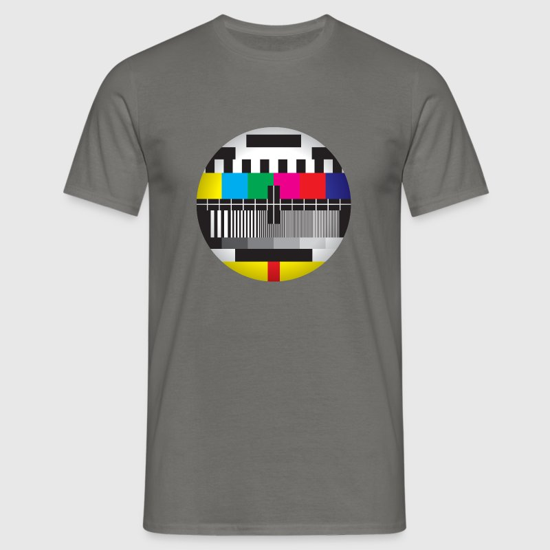 Test Card (BAG) - Men's T-Shirt