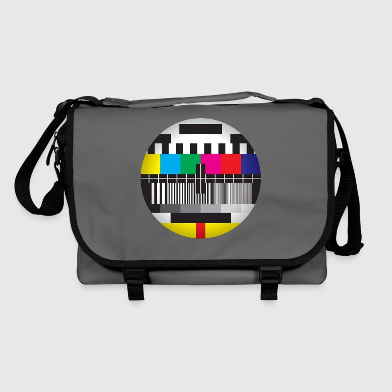 Test Card (BAG) - Shoulder Bag