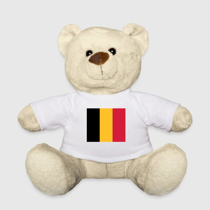 National Flag of Belgium Teddy Bear Toys - Teddy Bear