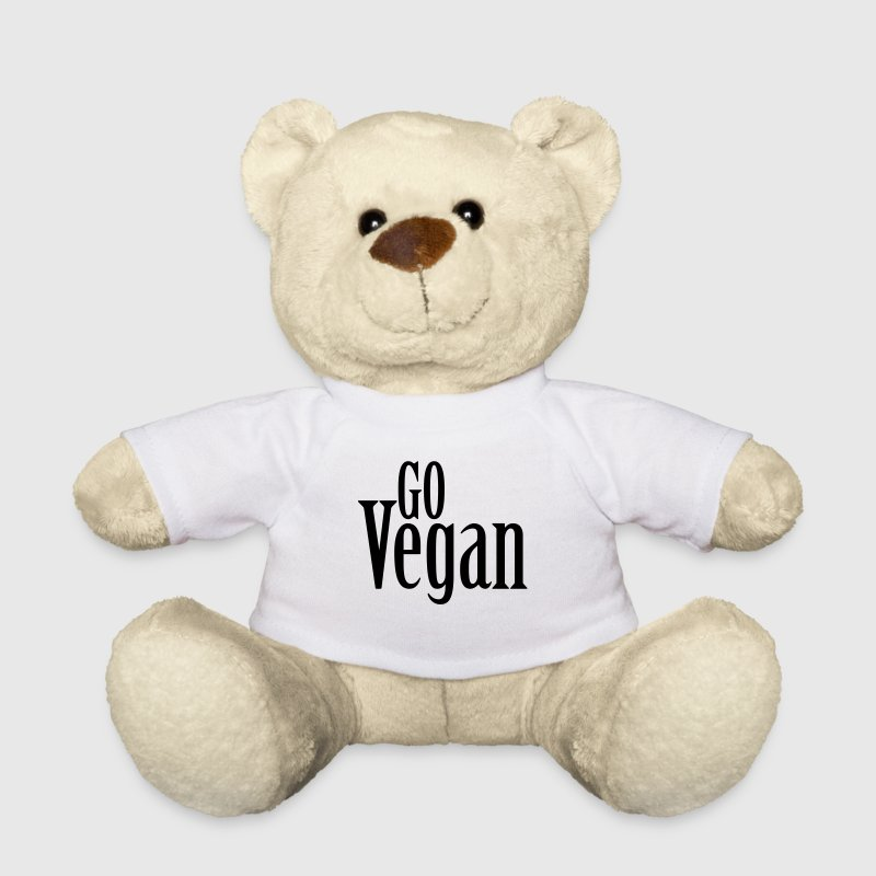 Vegan Knuffeldieren - Teddy