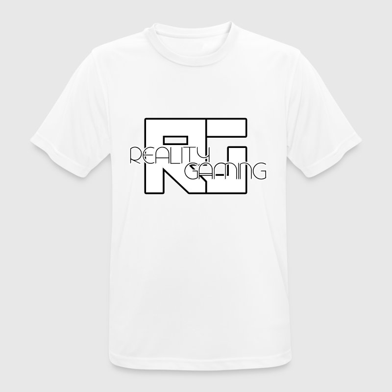 RealityGaming HD Tee shirts - T-shirt respirant Homme