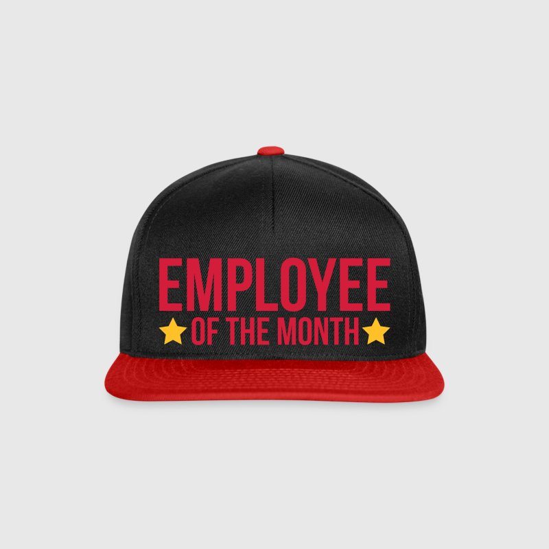 Employee Of The Month  Caps & Hats - Snapback Cap