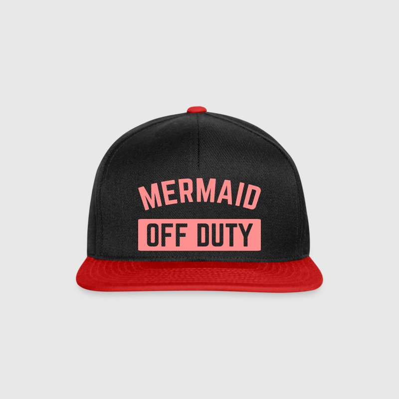 Mermaid Off Duty  Gorras y gorros - Gorra Snapback