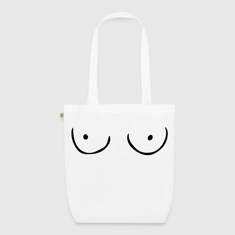 Tits Bags & Backpacks - EarthPositive Tote Bag