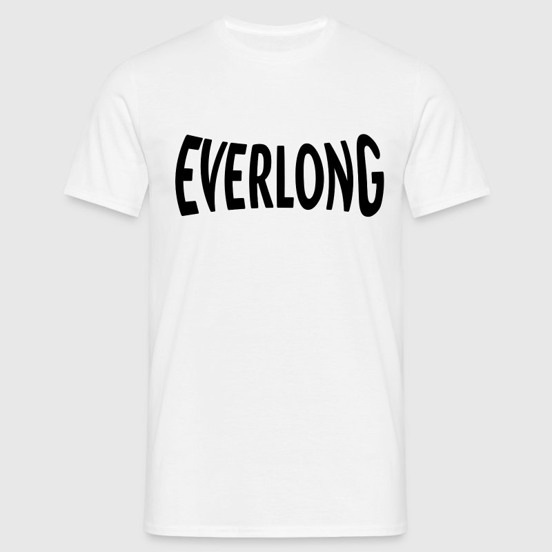 Everlong Foo Fighters - Men's T-Shirt