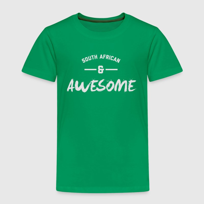 South Africa Awesome Rugby – Kids tshirts - Kids' Premium T-Shirt