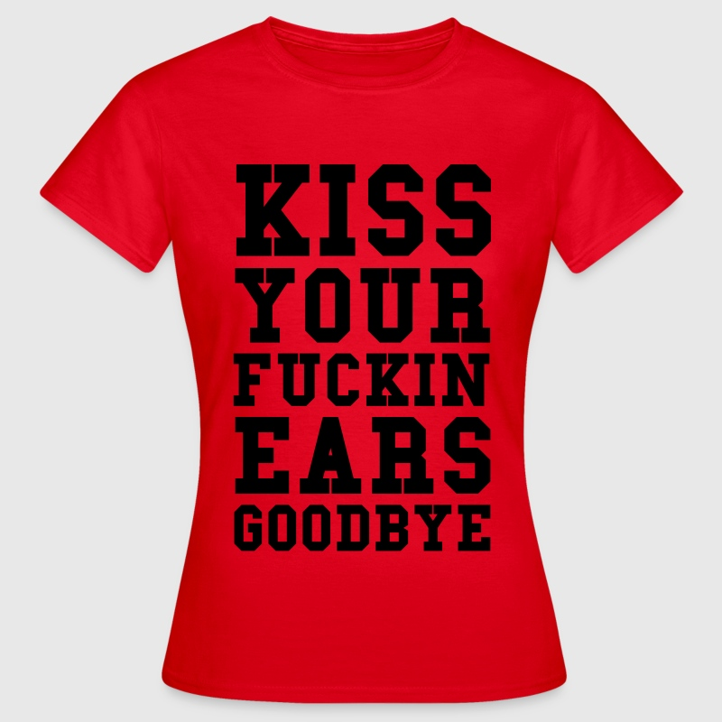 Kiss T-Shirts - Frauen T-Shirt