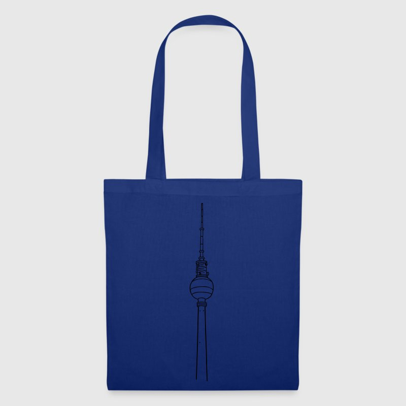 Berlin TV Tower  Bags & Backpacks - Tote Bag