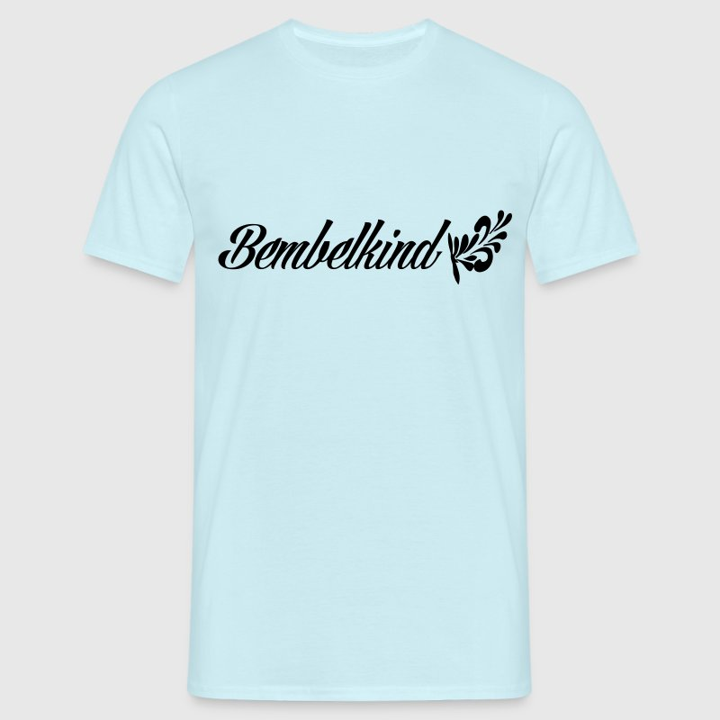Bembelkind - Frankfurt Motive - Design by Bembelto - Männer T-Shirt