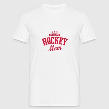 Hockey mom / hockey mother Coques pour portable et tablette - T-shirt Homme