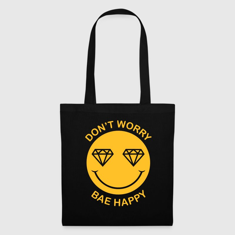 DON'T WORRY - BAE HAPPY Bags & Backpacks - Tote Bag