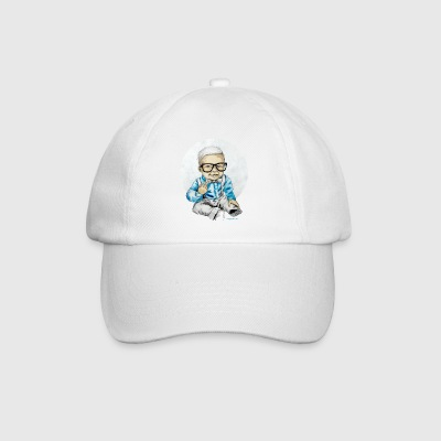 Blanc Naughty Boy Tabliers - Casquette classique