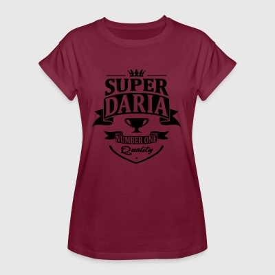 Super Daria Sweat-shirts - T-shirt oversize Femme